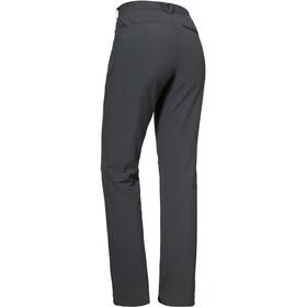 Schöffel Engadin Pantalones Tamaño Corto Mujer, charcoal